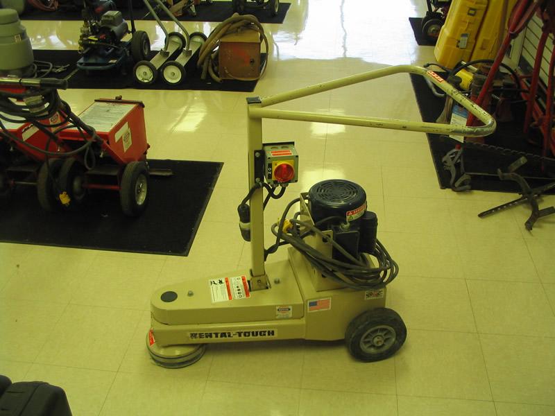 Concrete Tool Rental - Rent All Mart - Lima, OhioConcrete Turbo Grinder