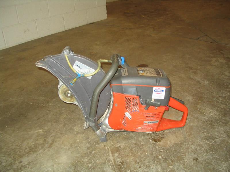 "Concrete Tool Rental - Rent All Mart - Lima, OhioSaw, Concrete, Partner 14"""
