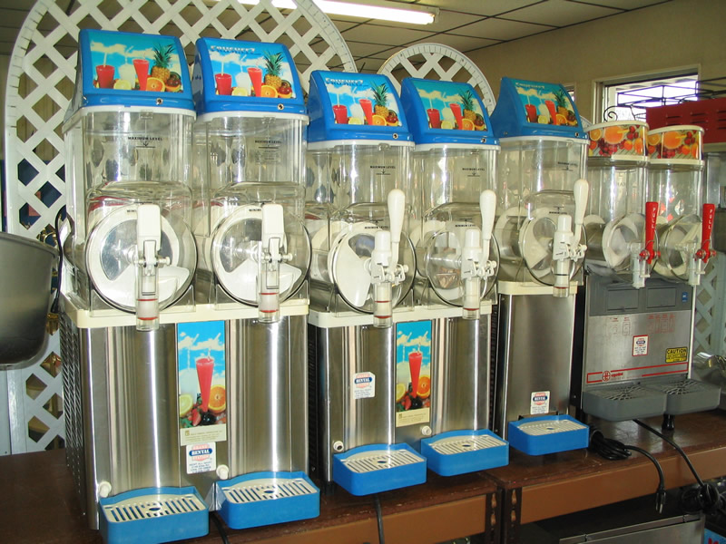 smoothie machine rentals